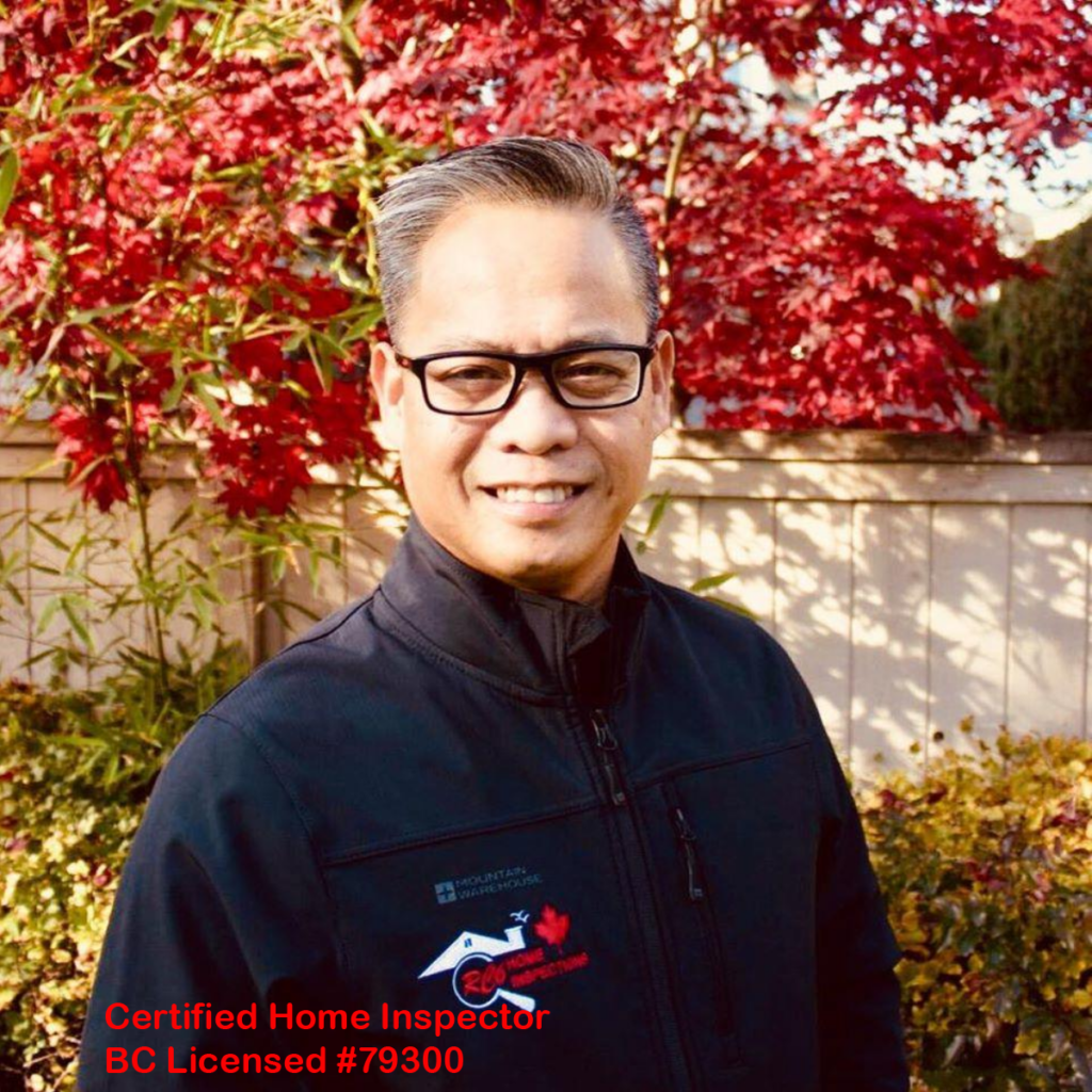 Raffy Canlas - RC6 Home Inspections - Certified Home Inspector in Vancouver