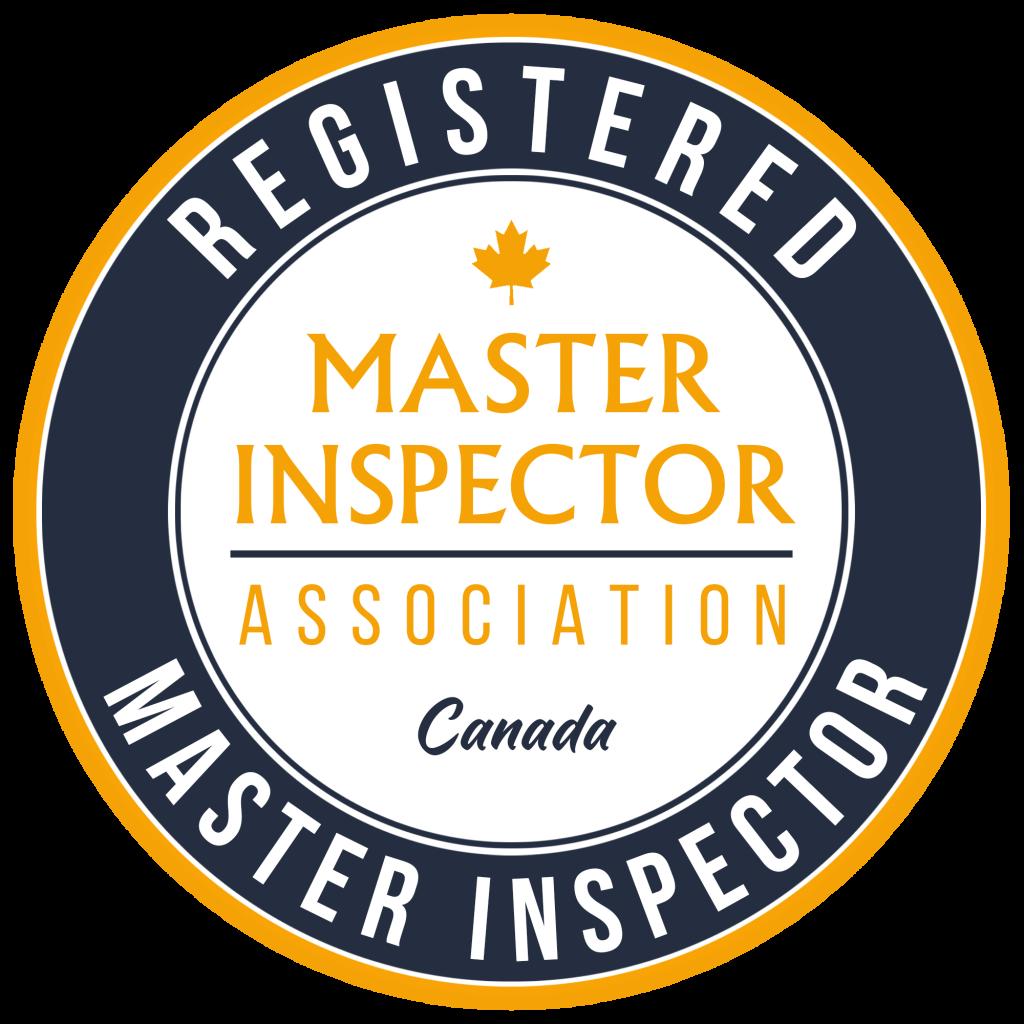 Registered Master Inspector - Canada